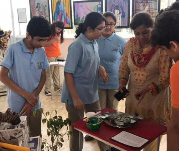 IBDP Students ART EXHIBITION