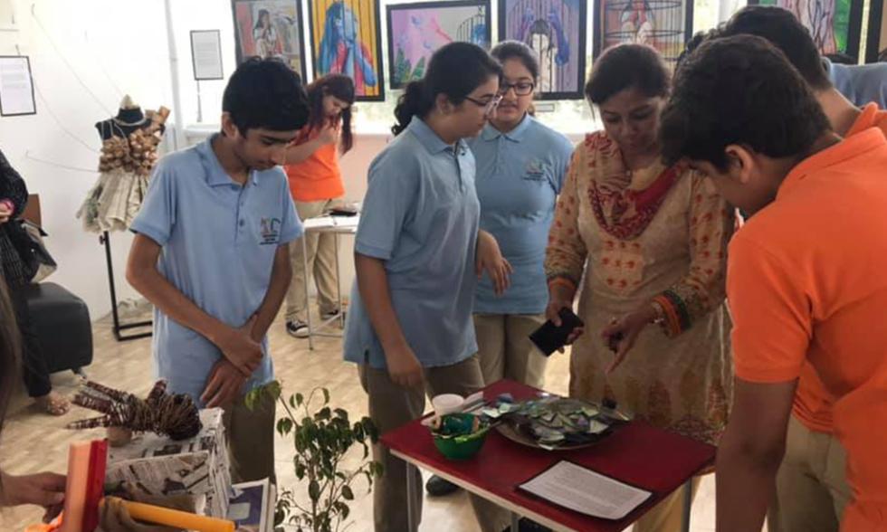 IBDP Students ART EXHIBITION
