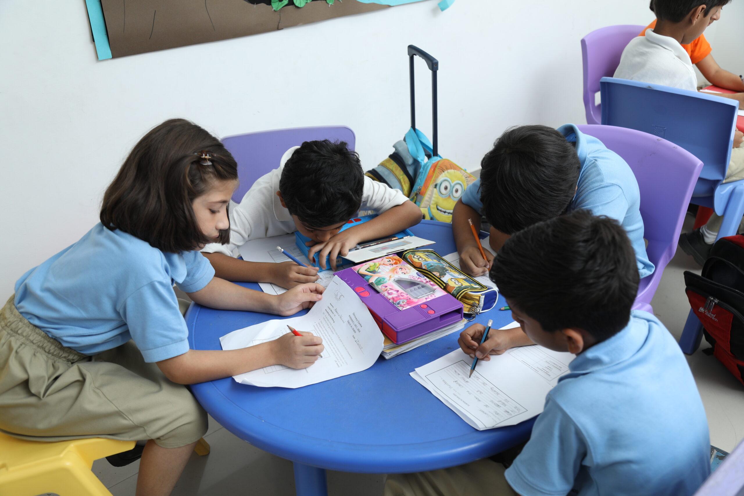 Classroom-Environment