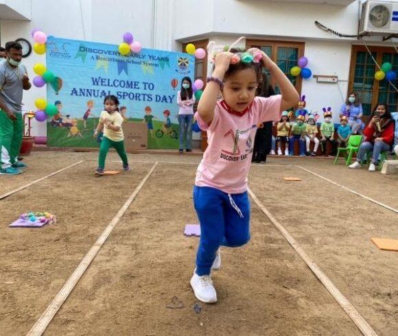 Mini Sports Day