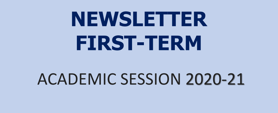 Newsletter 2020-2021